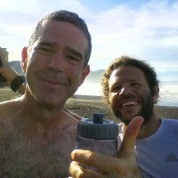 Jaco, Costa Rica - trailrunning acclimatization beach jogging