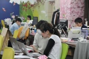 Samurai Startup Island SSI in Tokyo Kentaro Sakakibara coworking space