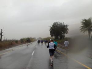 פתיחת האימונים - מרתון טבריה