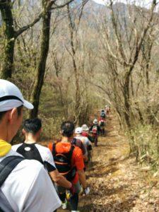 לפעמים המרוץ מכתיב לכם קצב. גם אז תידרשו לסבלנות מרוץ דאיטורה, אוסקה, יפן